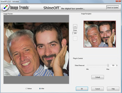 Image Trends ShineOff