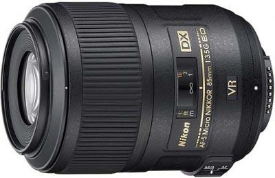 Nikon AF-S DX Micro Nikkor 85mm F3.5G VR