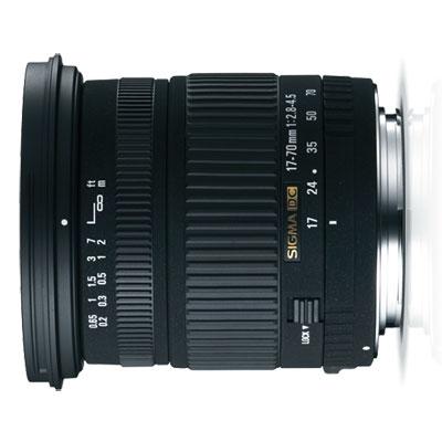 Sigma 17-70mm F2.8-4 DC OS