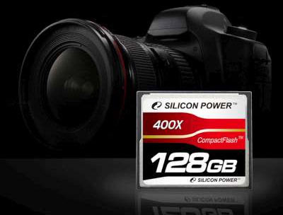 Silicon Power Compact Flash 128Gb